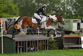 Caroline Powell and THEJAYS MESSIAH - Rockingham International Horse Trials 2017