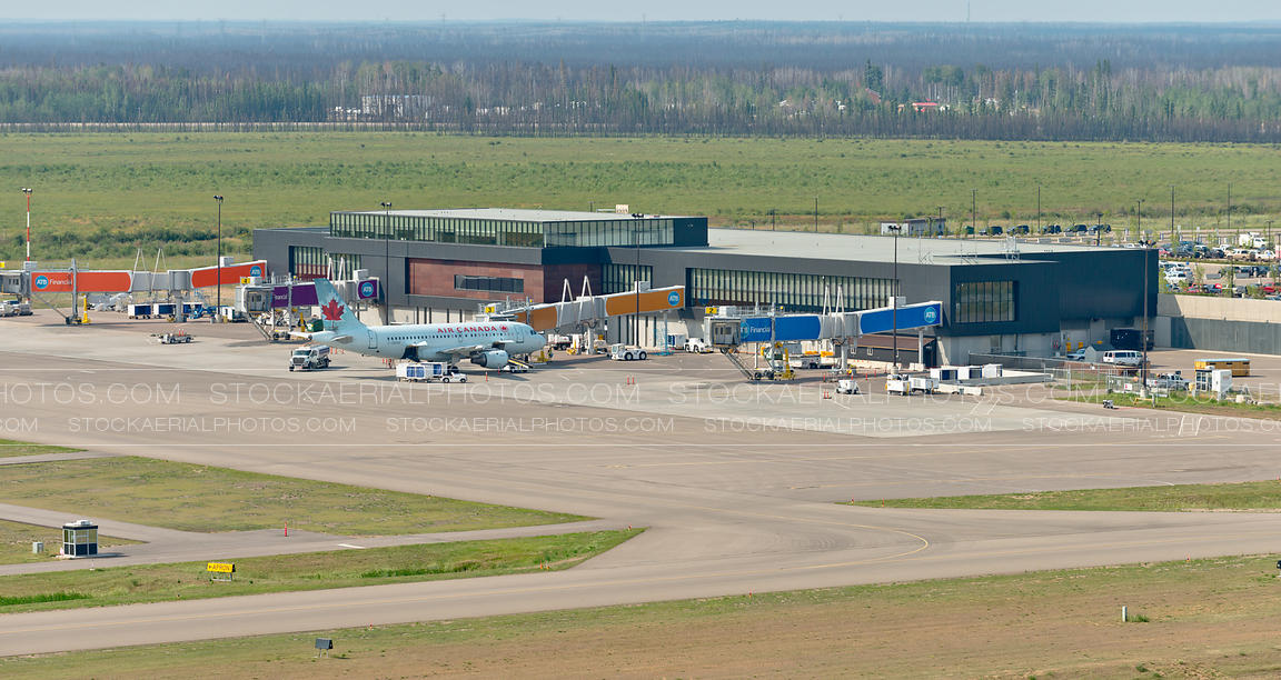 Fort McMurray Airport (CYMM)