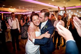 Shropshire wedding photography by Gavin Dickson. Pure documentary wedding photography by award winning photojournalist..www.lyricweddings.com