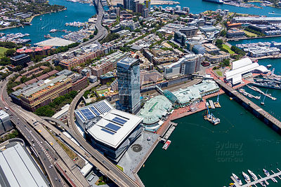 Darling Harbour and Pyrmont