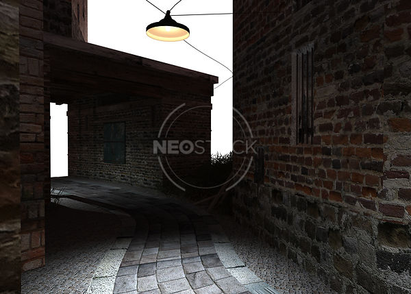 Old_London_Alley_-_14_-_Night