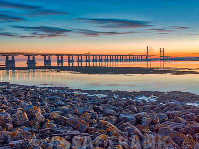 Severn Bridge photos