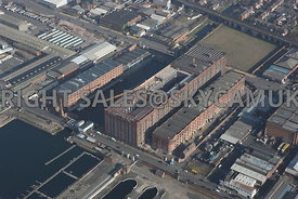 Liverpool Regent Road Victorian Landmark Grade 11 listed Building The Tobacco Warehouse Stanley docks