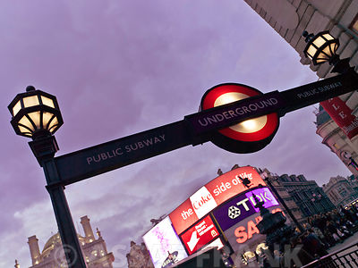 Piccadilly Circus photos