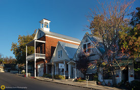 Old Brick Firehouse, Nevada City #2