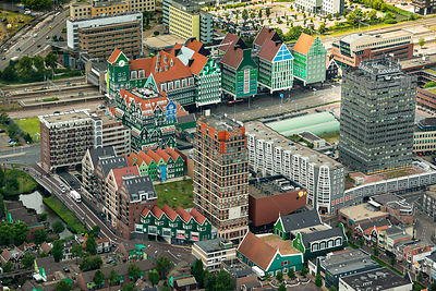 Zaandam is a city in the Netherlands, in the province of North Holland.