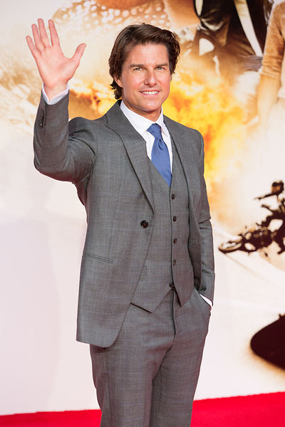 Celebrities attend the exclusive screening event of Mission Impossible: Rogue Nation.