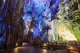 Silver cave, Yangshuo, China