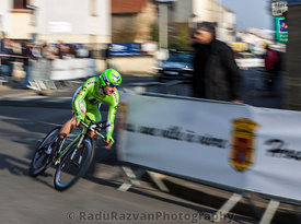 Paris- Nice Cycling Race Action