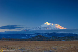 Mount Shasta in Winter #6