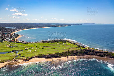 Long Reef and Collaroy Beach