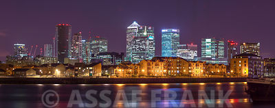 Canary Wharf photos