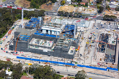 Hospital Construction, Frenchs Forest