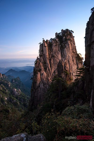 Chine - Huangshan images