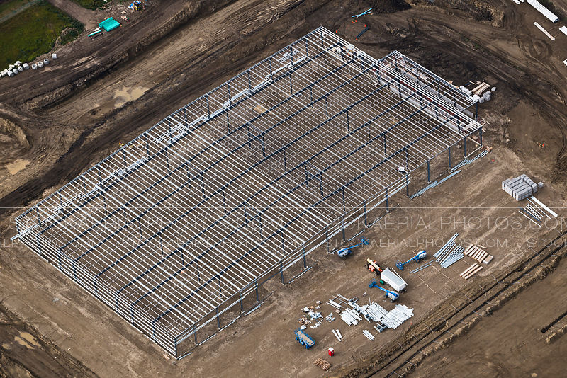 Steel Frame Building Construction