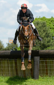 Matthew Heath and LISMORE LAD - Rockingham Castle International Horse Trials 2016