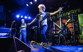 The Dead Kennedys peforming at the Old Firestation in Bournemouth. Photo: www.charlieraven.com
