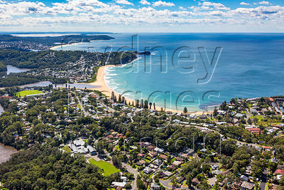 Avoca Beach Aerial Photography photos
