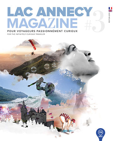 LAC ANNECY MAGAZINE 3 - Edition 2019 photos