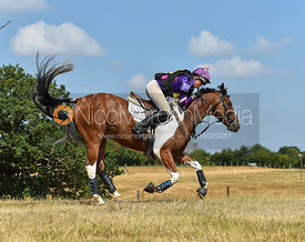Ginny Howe - Upton House Horse Trials