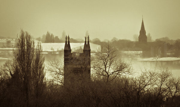 From Spires to Steeple