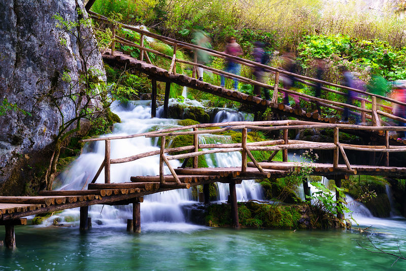 Plitvice Boardwalks