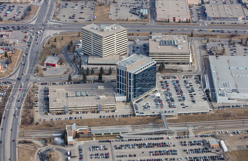 Southland Park Commercial Complex, Calgary