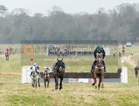 VOLNAY DE THAIX (Jack Andrews) - Race 3 - Mixed Open - The Brocklesby at Brocklesby Park