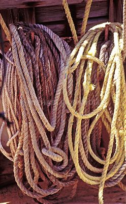 Trawler Ropes- Hilton Head South Carolina