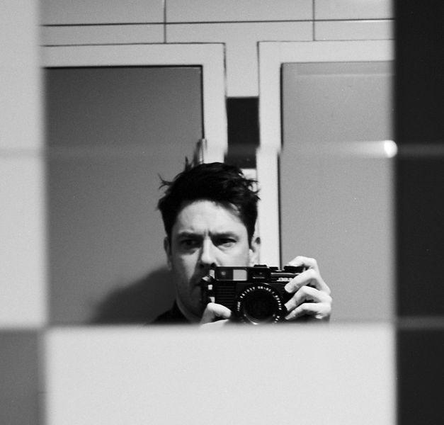 auto portrait loïc jean-loup Flament