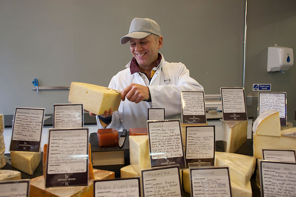 George Mewes Cheese