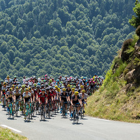 Tour de France 2015 - Stage 11:  Pau - Cauterets - Vallée de Saint-Savin images