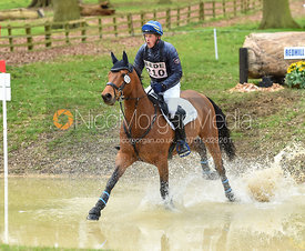 Ludwig Svennerstal and STINGER - Belton International Horse Trials 2017