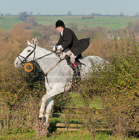 The Pytchley Hunt the Cottesmore country.