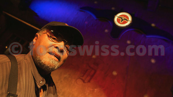 Jimmy Cobb with Roman Schwaller Jazzquartet at Festival da Jazz- Live at Dracula Club in Saint St. Moritz
