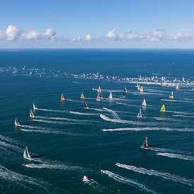 Vendée Globe 2016 photos