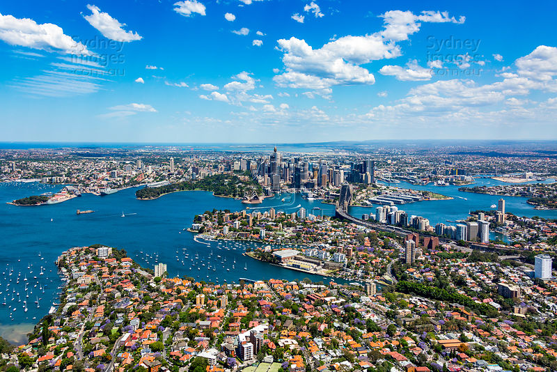 Neutral Bay and Sydney Harbour