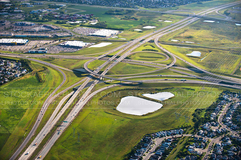Highway 2 and Anthony Henday Ring Road