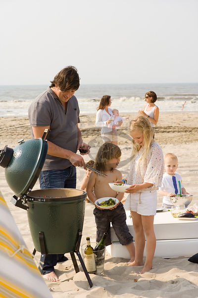 Beach BBQ Photos