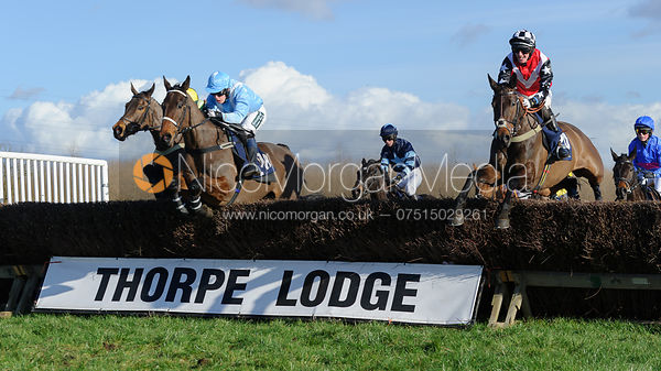 UPTON VENTURE, Tom McClorey and VELVET ROYALE