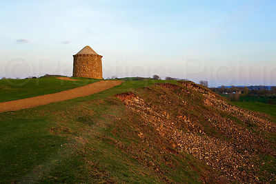 The Historic Beacon at Burton Dassett