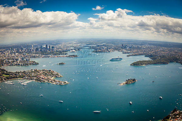 Sydney Harbour Vista
