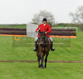 Quorn Hunt Staff - Quorn Hunt Point to Point 2014
