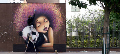 FEAT DOUDOU 2015 NURSERY IN PARIS- Pix by Alex Perret