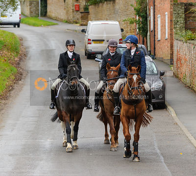 The Cottesmore Hunt at Manor House, Tilton on the Hill 9/11 photos