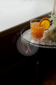 Orange Carrot Cocktail