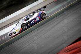 17 Dennis Andersen / Martin Jensen / Ian Dockerill Insight Racing with Flex Box Ferrari 458 Italia