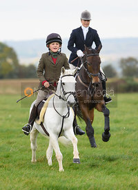 Clea Phillipps - Quorn Hunt Opening Meet 2016