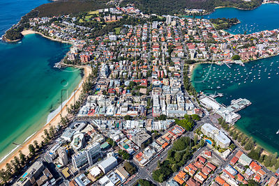 Manly Town Centre