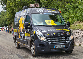 Mobile Official Souvenirs Shop of Le Tour de France